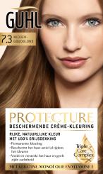 Guhl Beschermende Crèmekleuring 7.3 Middengoudblond