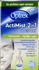 Optrex ActiMist 2in1 oogspray vermoeide ogen