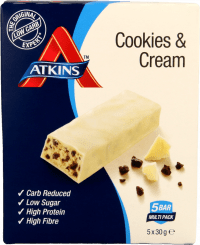 Atkins Reep Cookies & Cream