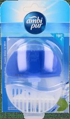 Ambi Pur Toiletblok Fresh Water & Mint Startpakket