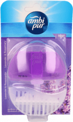 Ambi Pur Toiletblok Lavendel Startpakket