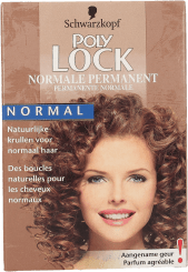 Poly Lock Permanent Normaal