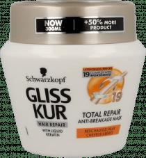 Gliss Kur Intensive Repair Mask Total Repair 19