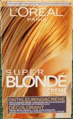 L'Oréal Paris Super Blonde Crème – Ontkleuringscrème