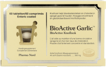 Pharma Nord BioActive Knoflook tabletten