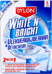K2R white 'n' bright vlekverwijderaar + détacheur zakjes
