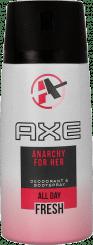 Axe Deospray Anarchy