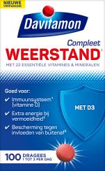 Davitamon Compleet Weerstand | Dragees