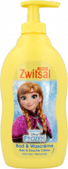 Zwitsal Baby Girls Disney Douchecrème