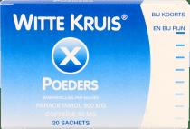 Witte Kruis X Poeders | Poeder in Sachet