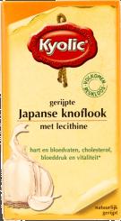 Kyolic gerijpte Japanse knoflook met lecithine capsules