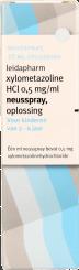 Leidapharm Neusspray Kind 0,05%
