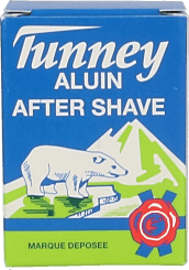 Tunney Aluin After Shave