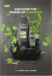 Dove Men+Care Elements Geschenkset