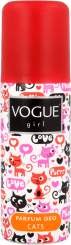 Vogue Girl Deospray  Cats