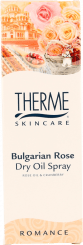 Therme Dry Oil Spray Bulgarian Rose