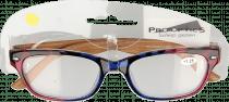 Pro Optics Leesbril Full Colour +1.25