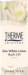 Therme Badolie Zen White Lotus
