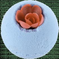 Treets Bath Ball Darling Flower