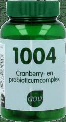 AOV 1004 Cranberry- & Probioticumcomplex