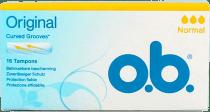 O.b. Tampons Original Normal