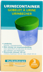 Urinecontainer