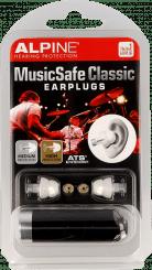 Alpine Oordopjes MusicSafe Classic