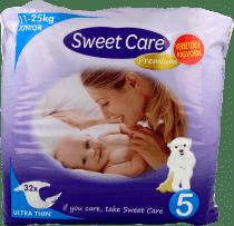 Sweetcare Luiers Premium Junior 11-25 kg