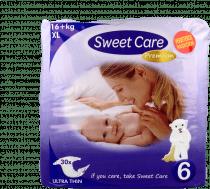 Sweetcare Luiers Premium XL 16+ kg