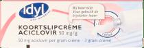 Idyl Koortslipcrème Aciclovir