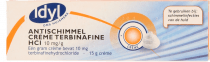 Idyl Antischimmel Crème Terbinafine HCL