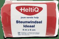 Heltiq Steunwindsel Wit 5mx6cm