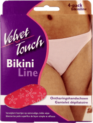 Velvet touch Bikini