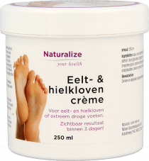 Naturalize Eelt- & hielklovencreme