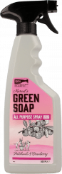 Marcel's Green Soap Allesreiniger Spray Patchouli&Cranberry