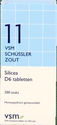 VSM Schussler Zout 11