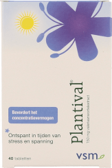 VSM Plantival tabletten
