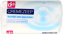 DA Creme Zeep met Glycerine