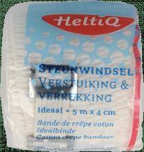 Heltiq Steunwindsel Wit 5mx4cm