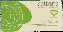 Cottons Tampons Regular