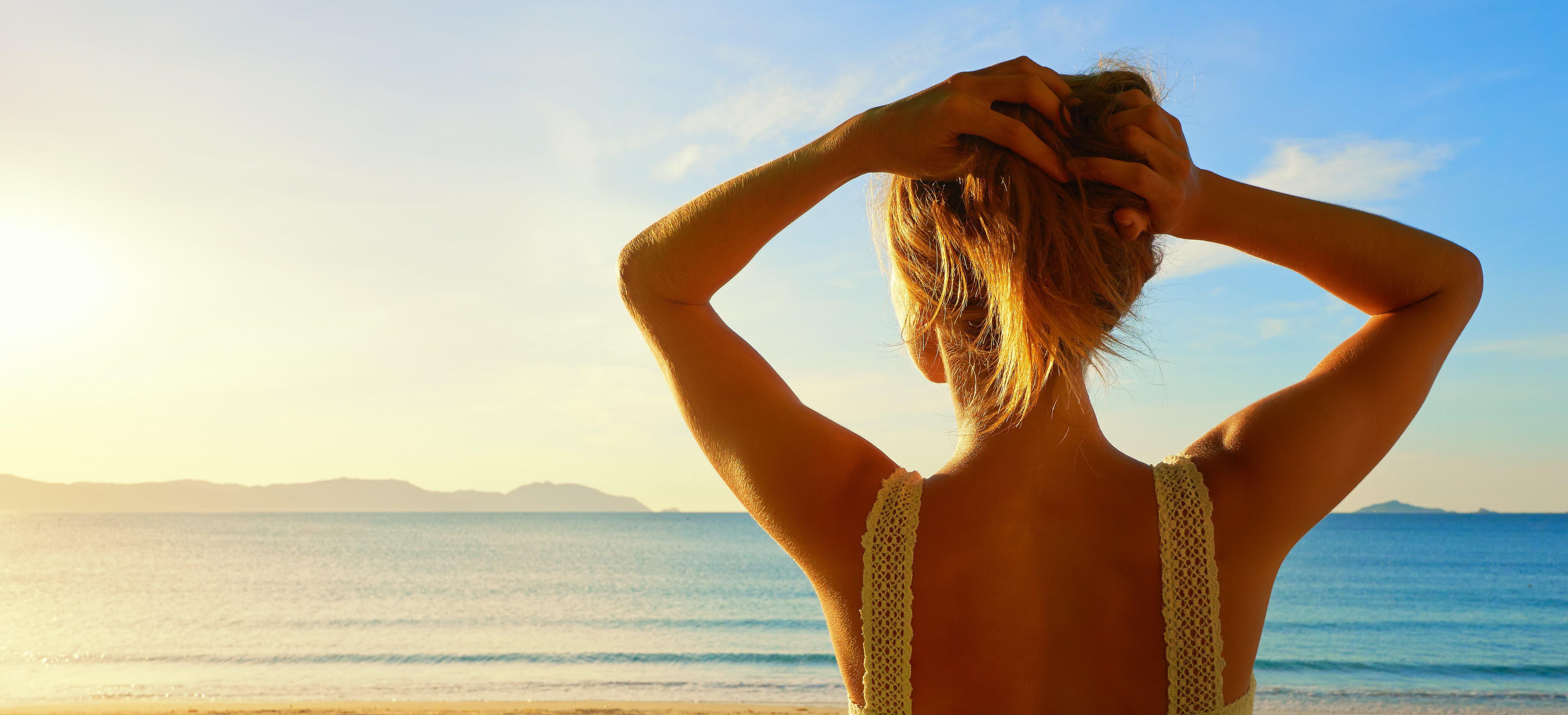 Smeren kun je leren: gezond in de zon