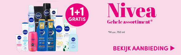 NIVEA 1+1 GRATIS