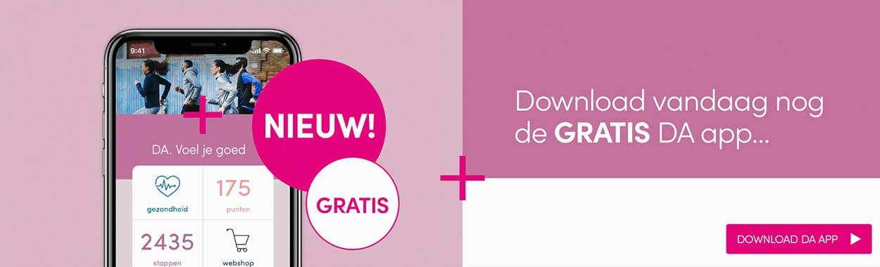 Download nu de app