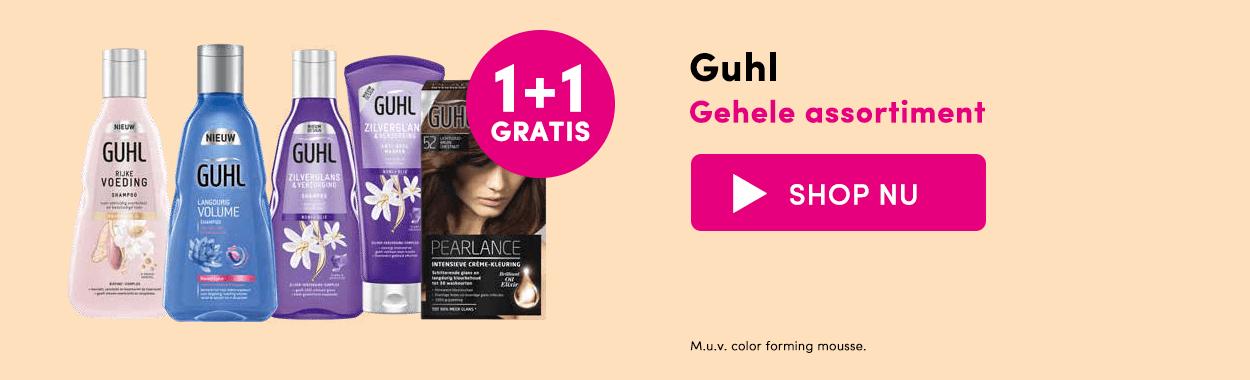 Guhl 1+1 GRATIS